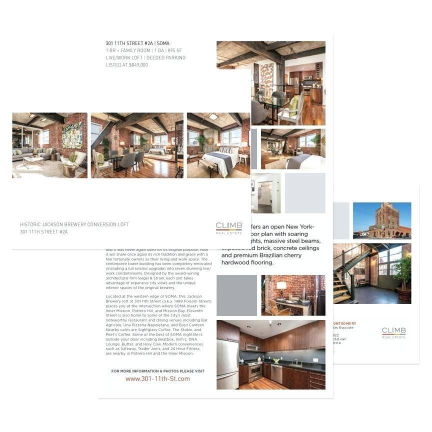 Real Estate Marketing Presentation Template