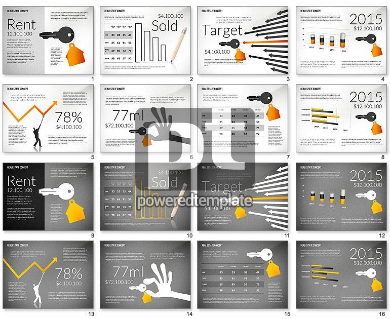 Real Estate Presentation Templates Free