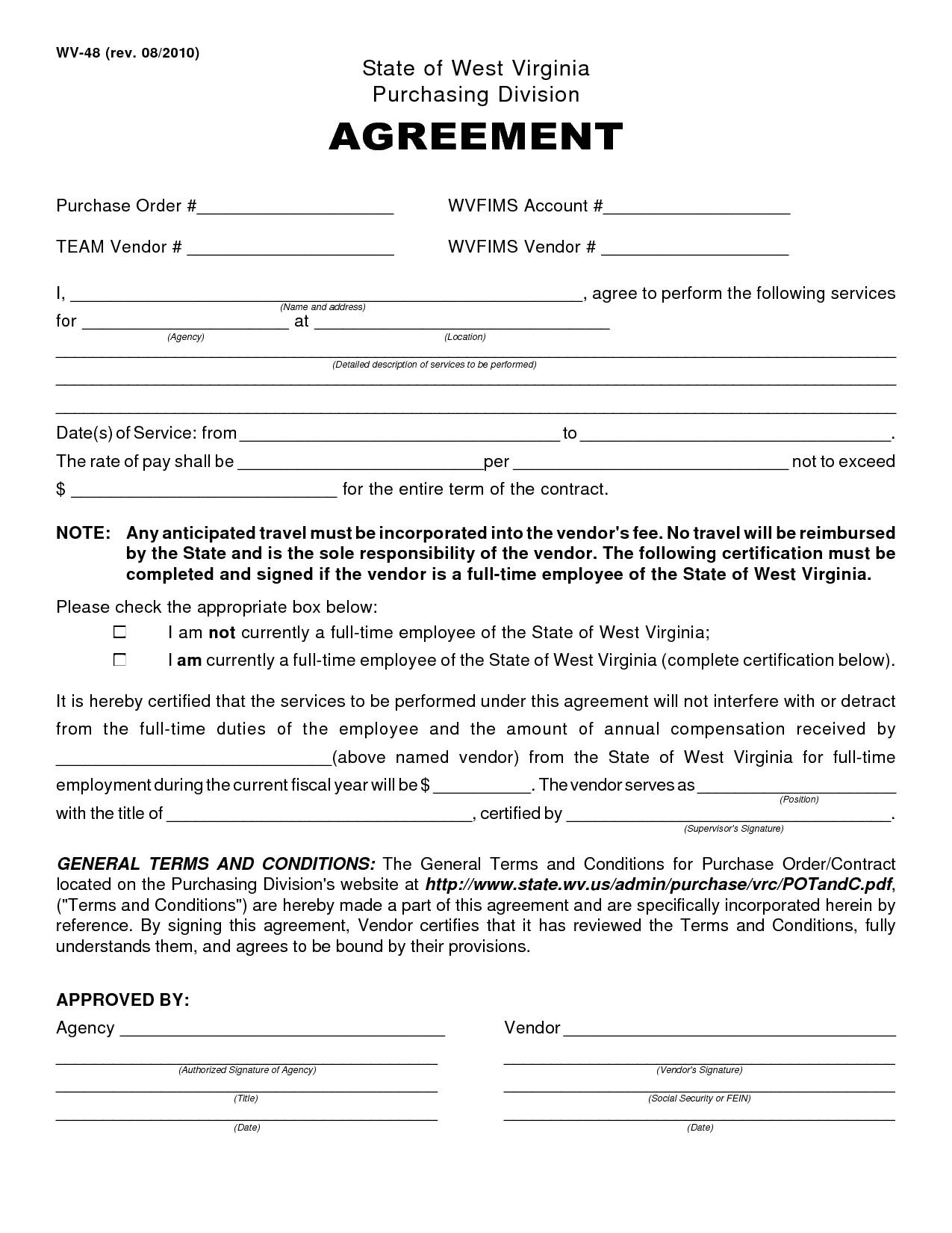 Real Estate Purchase Agreement Contract Template