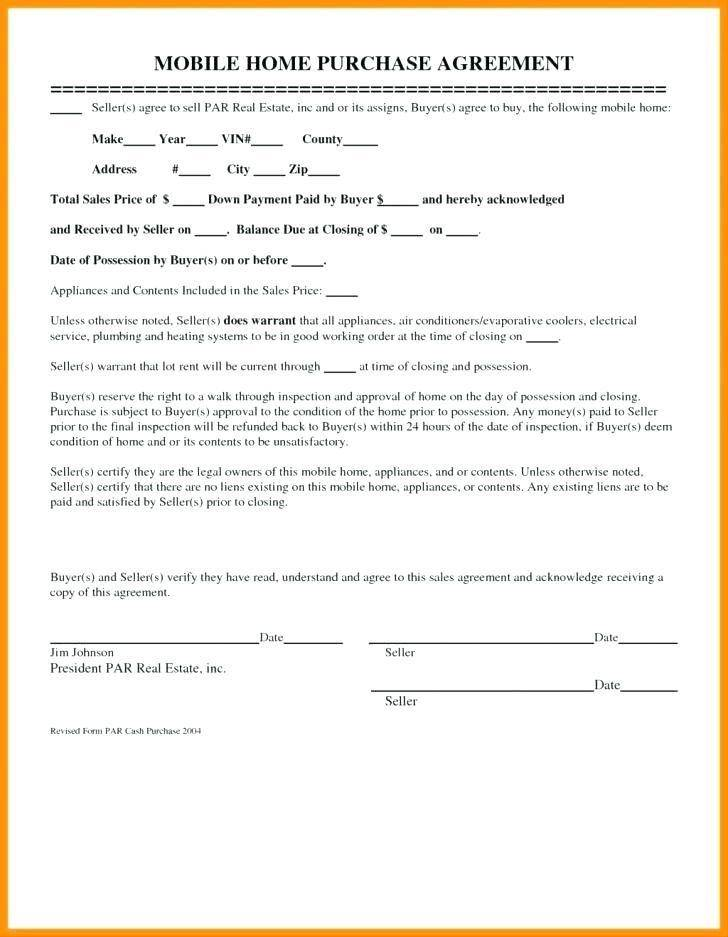 Real Estate Sales Agreement Template Free