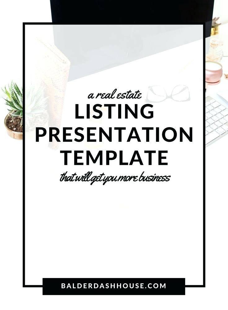 Real Estate Sales Presentation Templates
