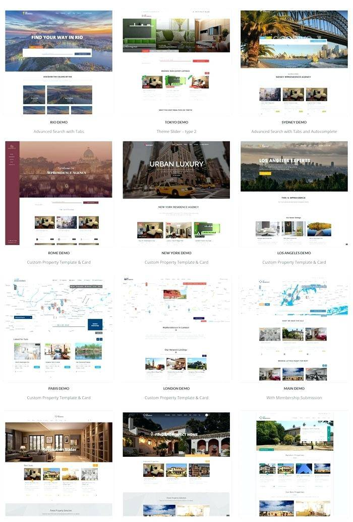 Real Estate WordPress Theme Myhome Nulled