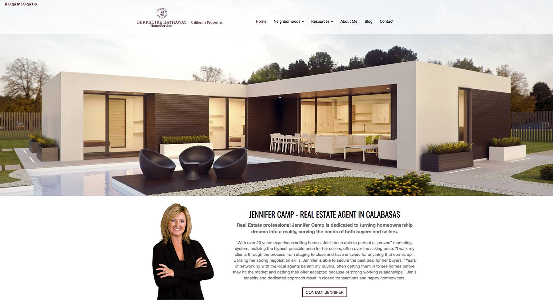 Real Estate WordPress Themes Idx