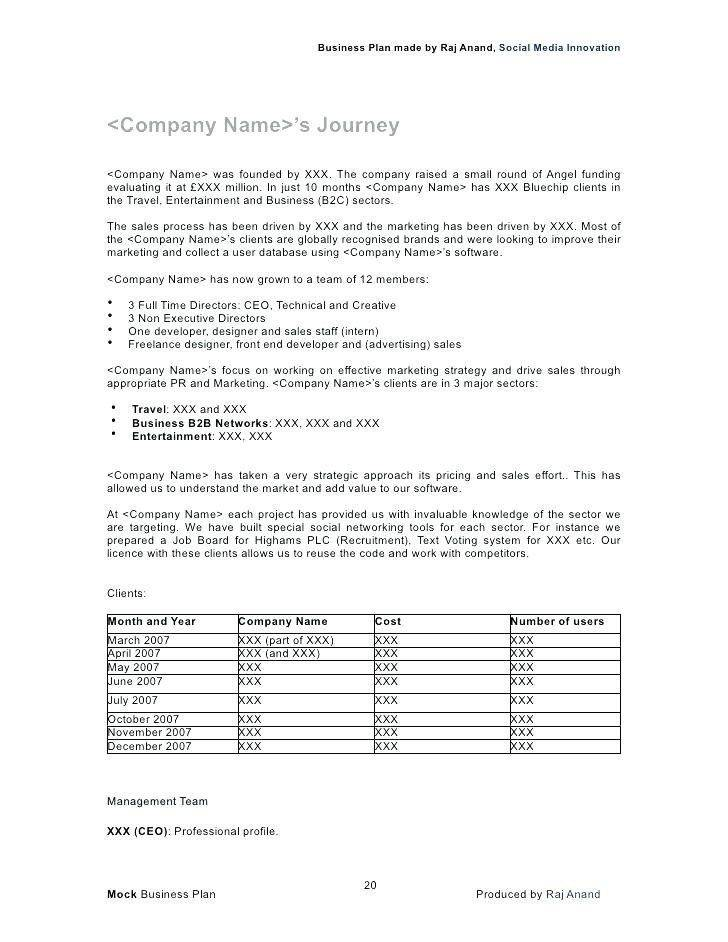 Recruitment Contract Template