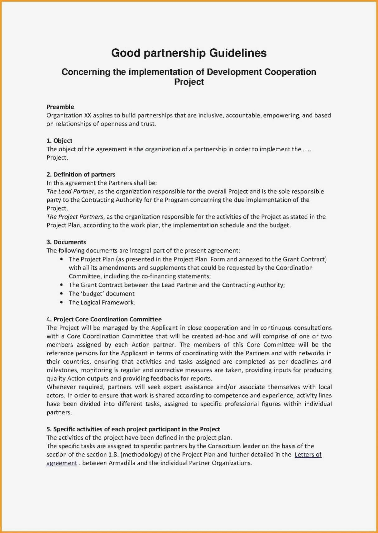 Referral Fee Contract Template