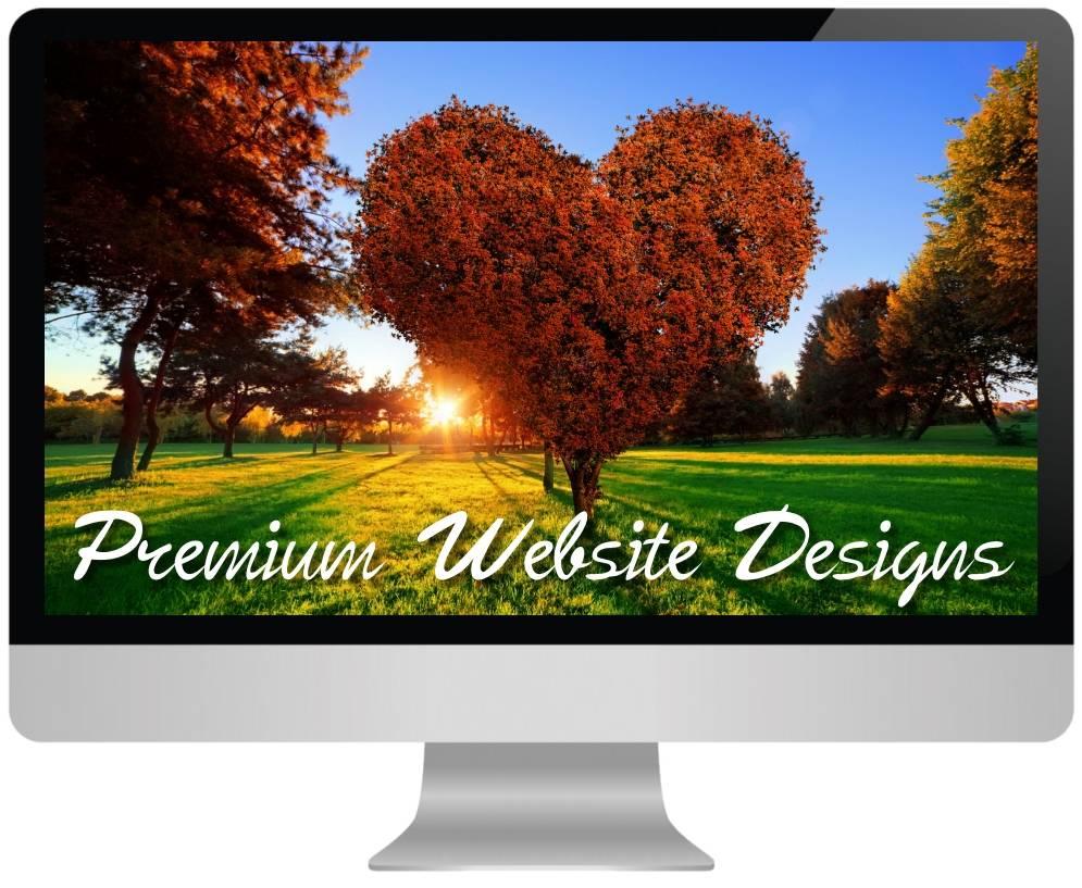 Reiki Website Template Free