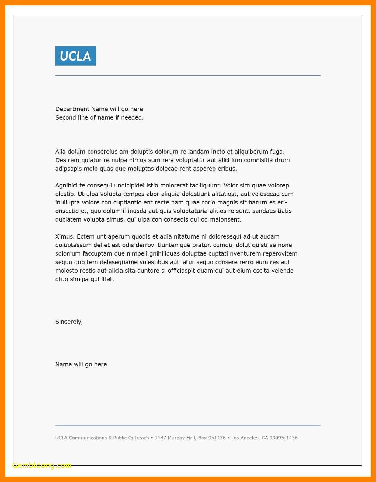 Rental Property Application Cover Letter Template