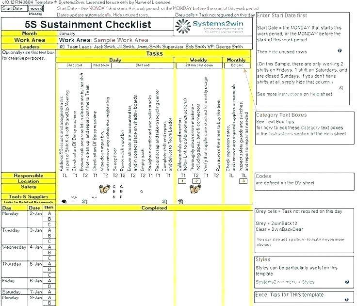 Rental Property Inspection Form Template