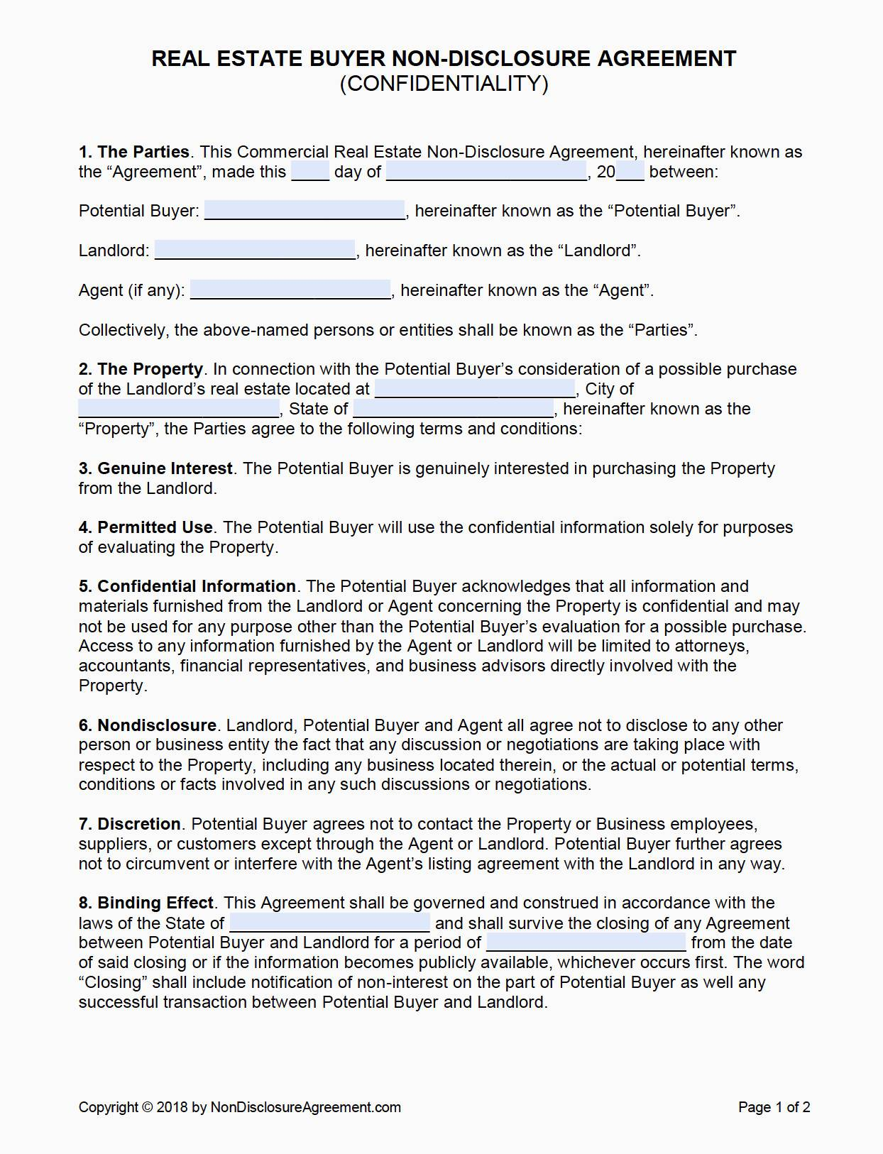 Rental Property Management Contract Template