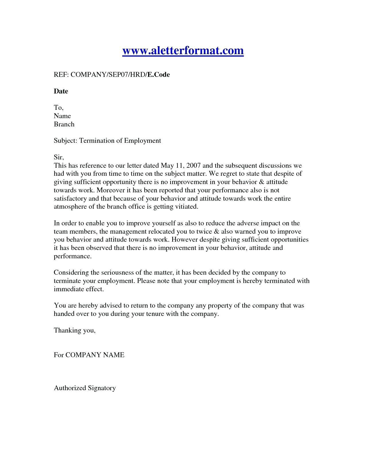 Resignation Letter Template South Africa