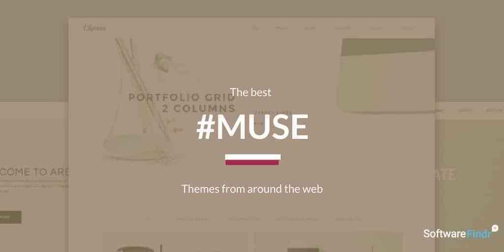Responsive Adobe Muse Templates