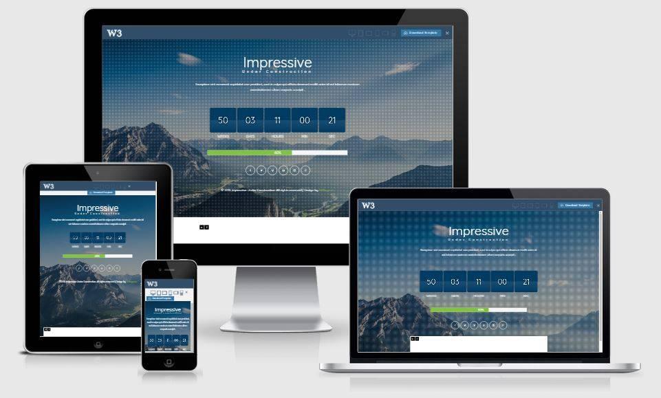 Responsive Blog Templates Html5 Free Download