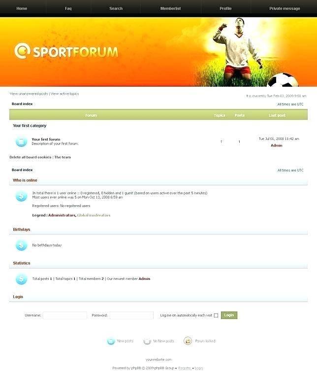 Responsive Dashboard Template For WordPress