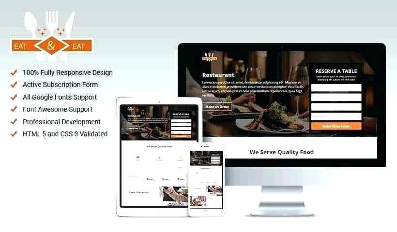 Responsive Ecommerce Website Templates Themeforest