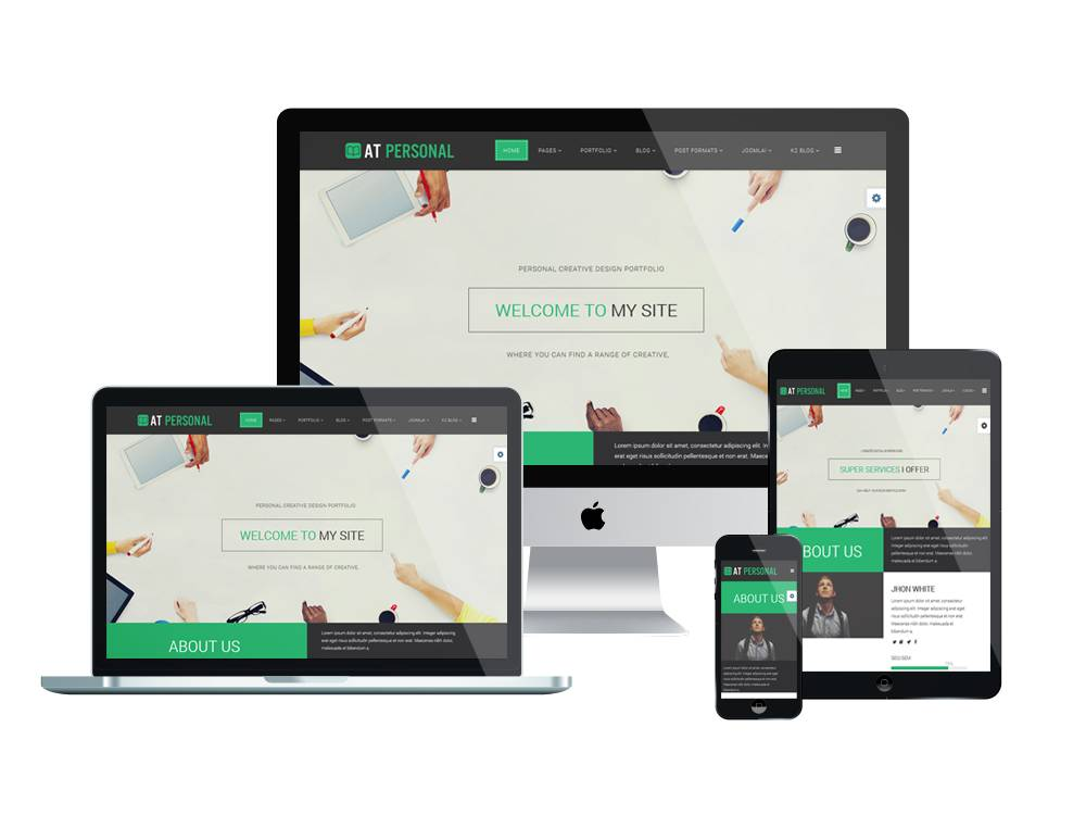 Responsive Joomla Template Free Download