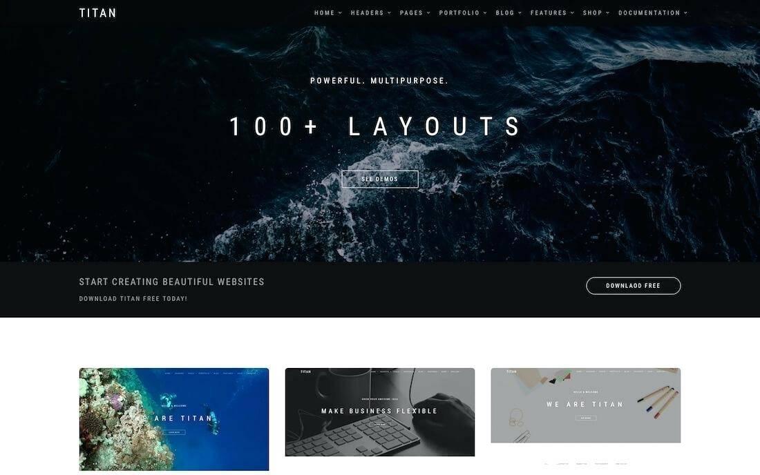 Responsive Website Templates Squarespace