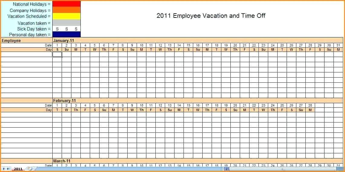 Restaurant Weekly Work Schedule Template
