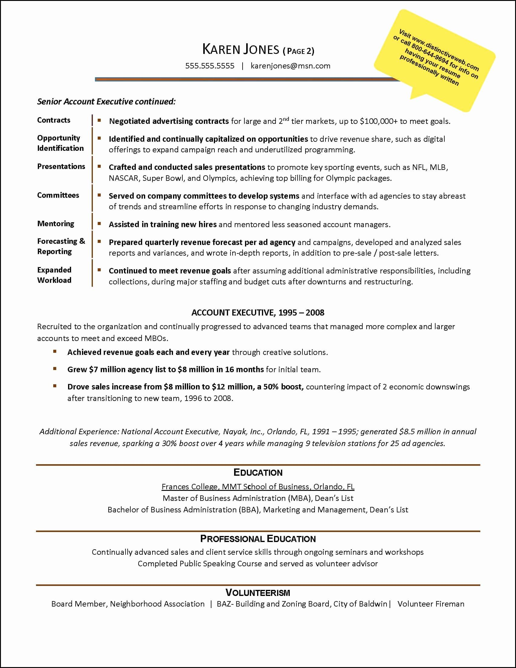Resume Template For Mac Cosmetics
