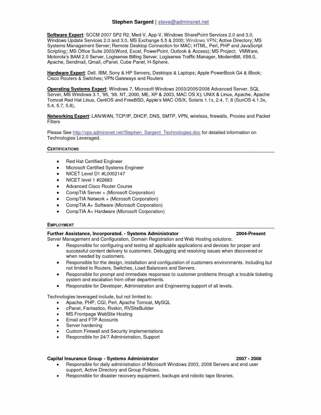 Resume Template Word Mac 2008