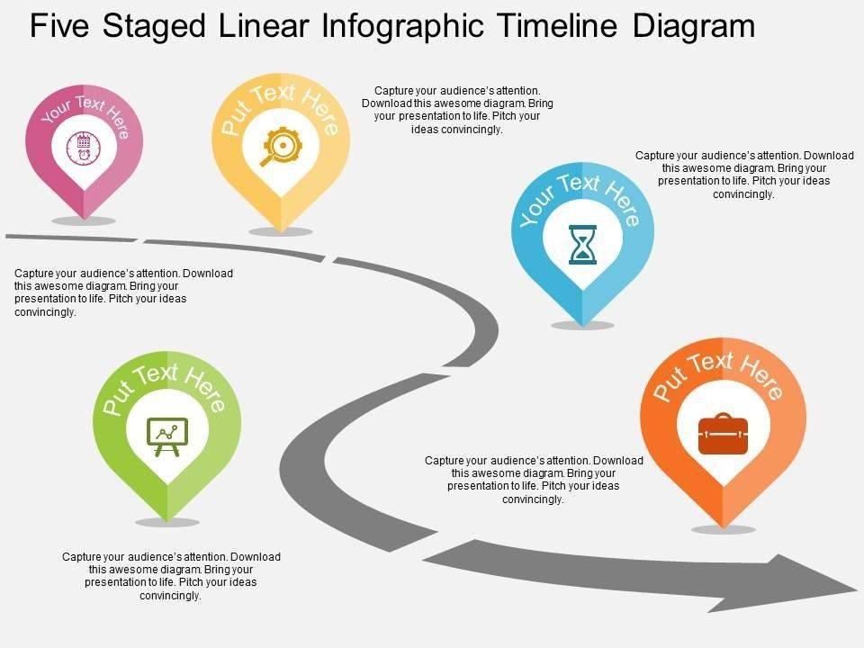 Roadmap Timeline Template Free