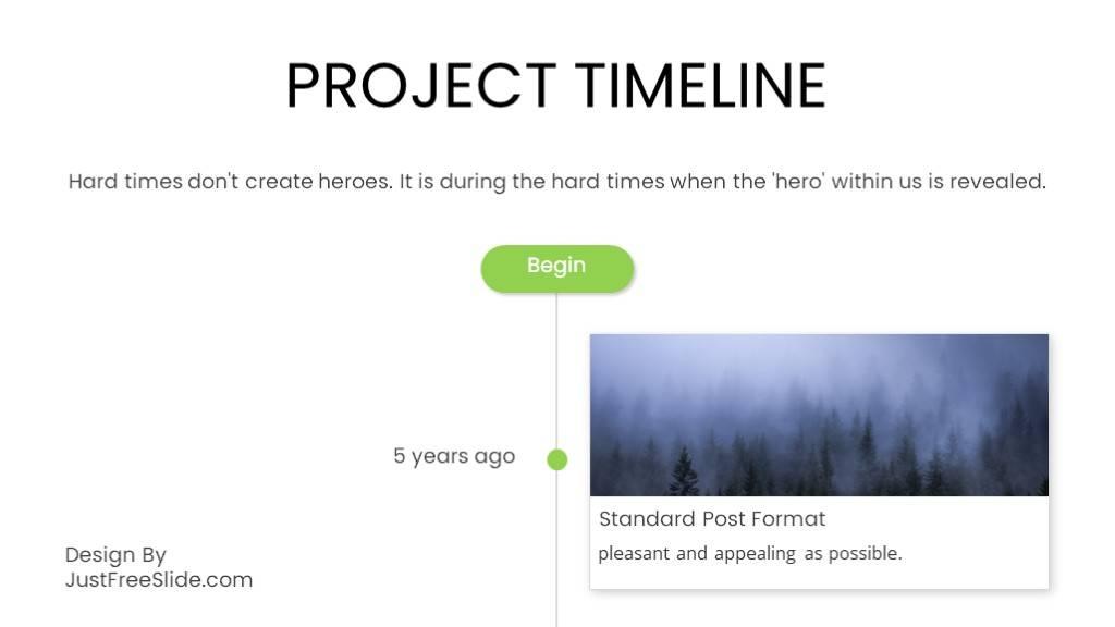 Roadmap Timeline Template Ppt