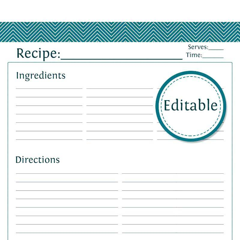 Round Canning Label Templates
