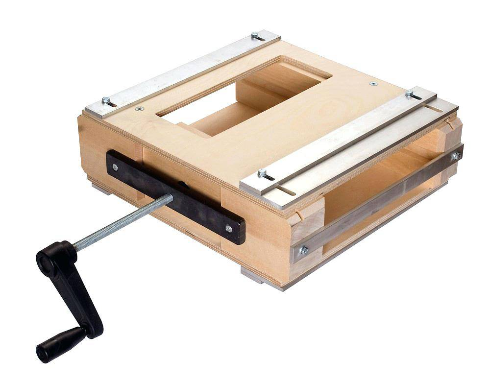 Router Template Guide For Door Hinges
