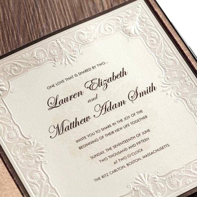 Royal Wedding Invitation After Effects Template