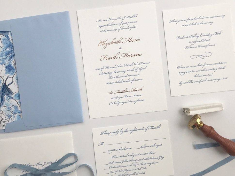 Royal Wedding Invitation Samples