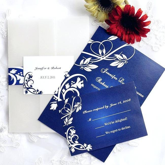 Royal Wedding Invitation Template Free