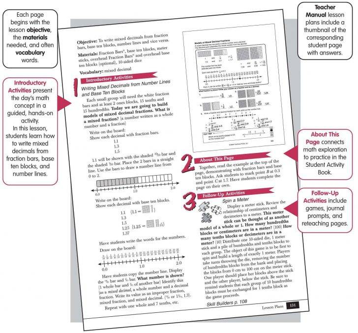Rti Math Lesson Plan Template