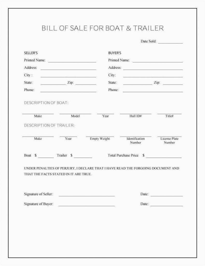 Sale Contract Template Doc