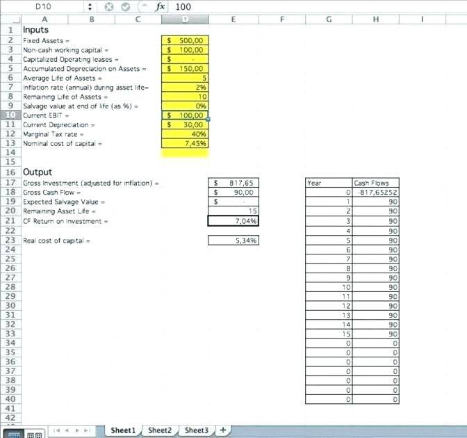 Sales Forecasting Report Template