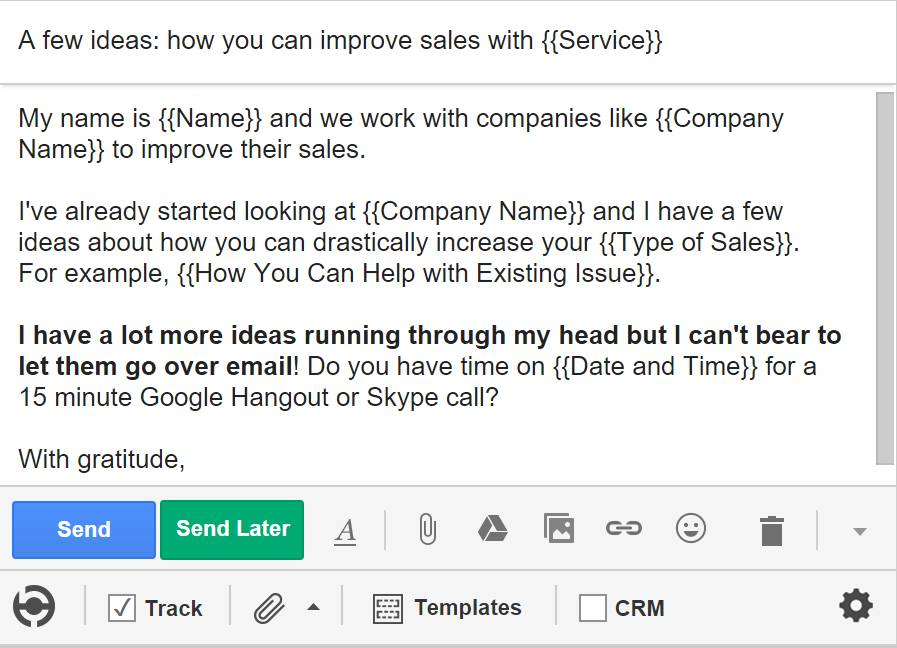 Sales Introduction Emails Templates