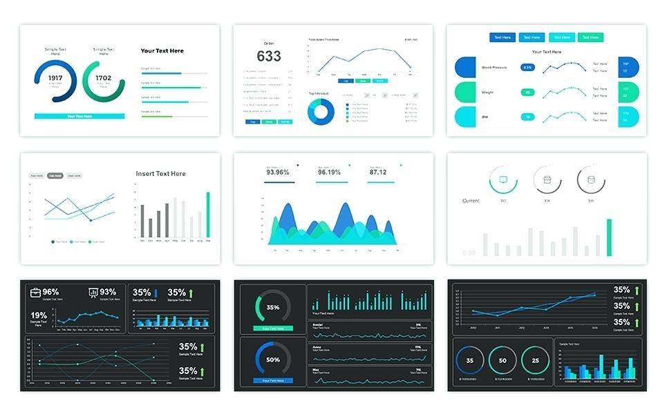Sales Kpi Template Free Download