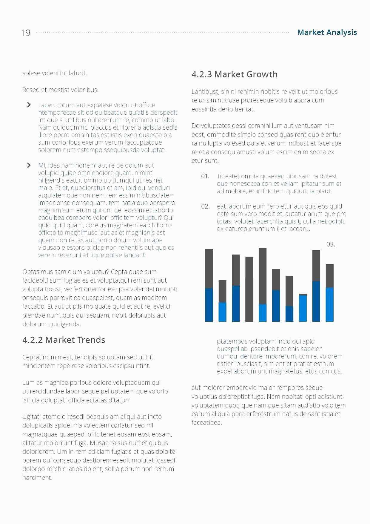 Sales Projections Template Excel