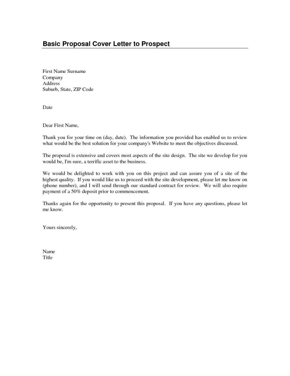 Sales Prospecting Template
