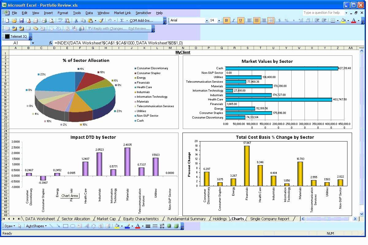 Sales Report Template Excel Free