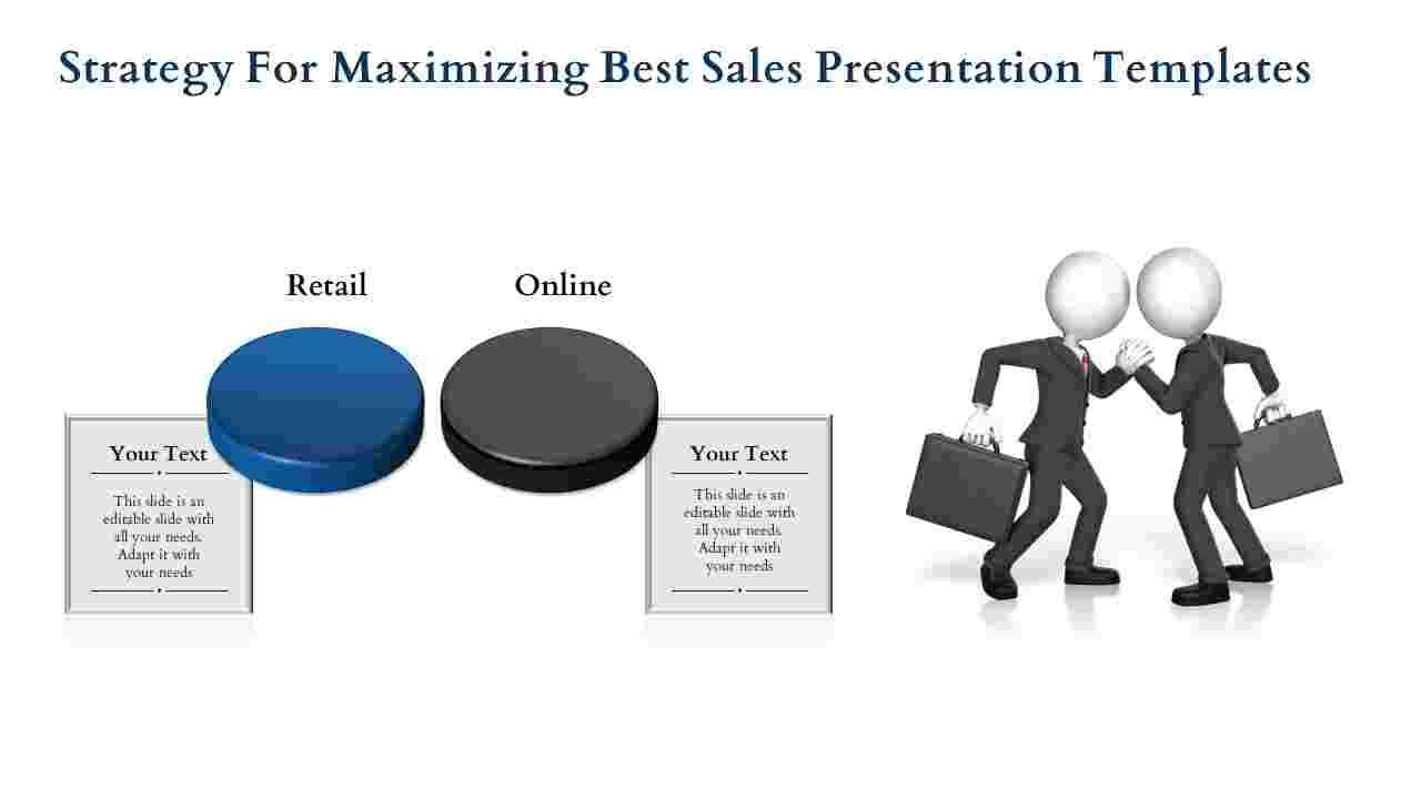 Sales Strategy Presentation Templates