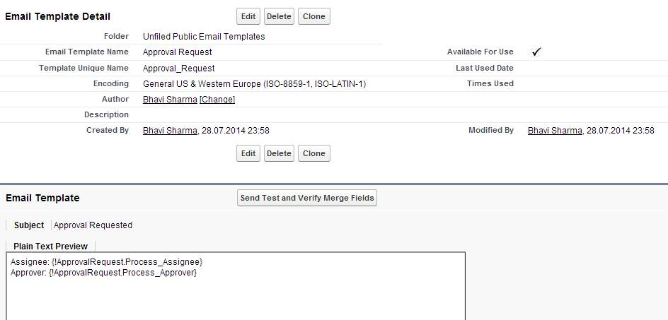 Salesforce Email Templates Date Format