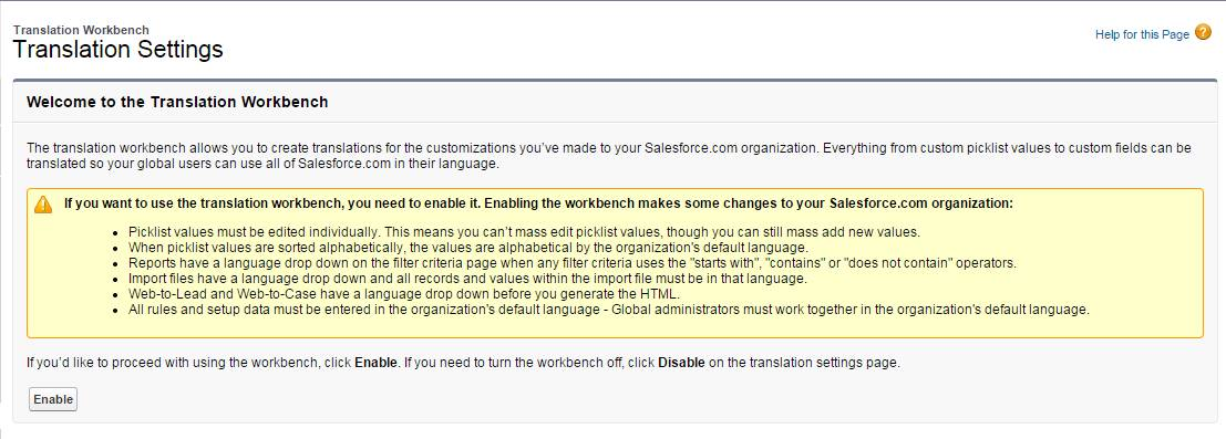 Salesforce Email Templates Multi Language