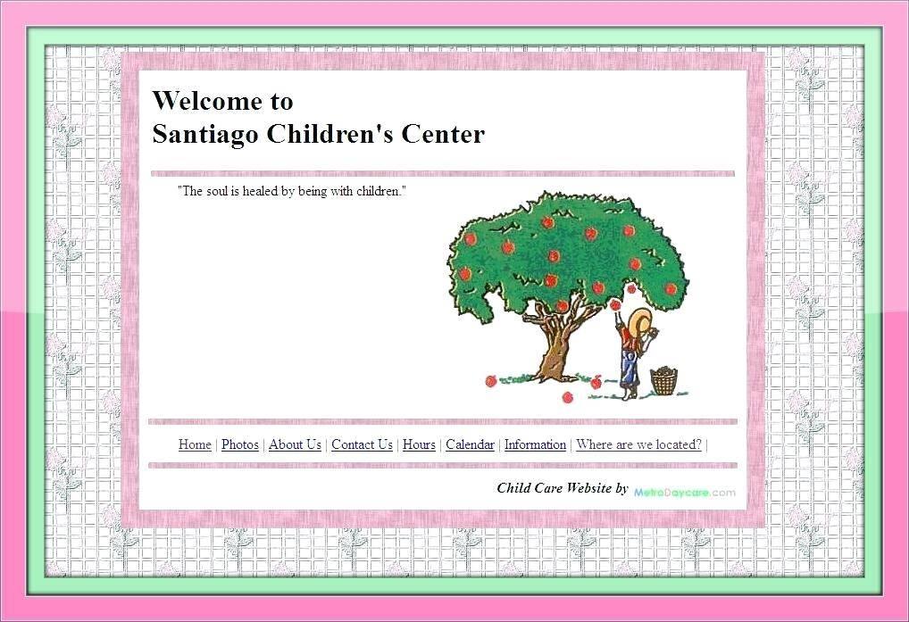 Sample Child Care Observation Form