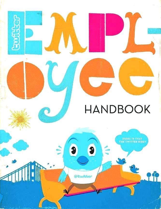 Sample Employee Handbook For Restaurant