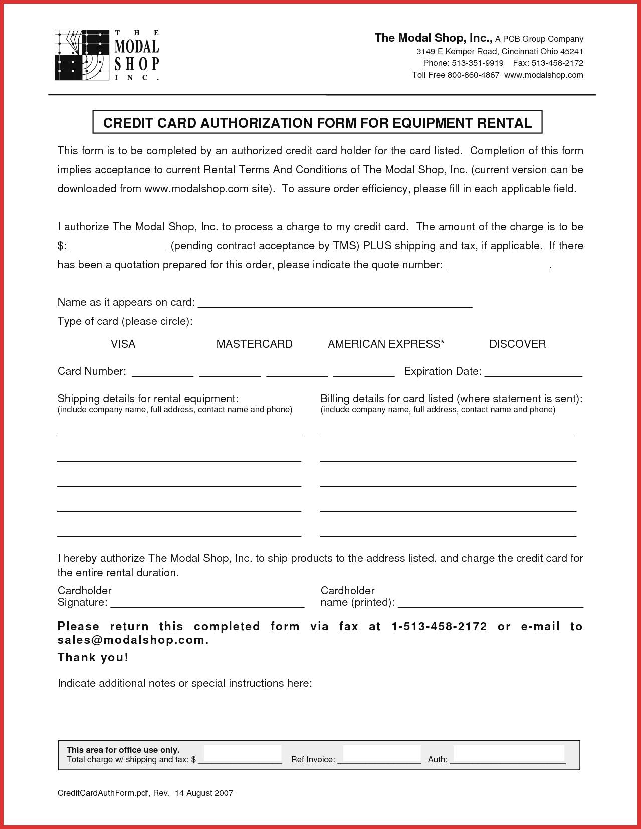 Sample Lease Contracts