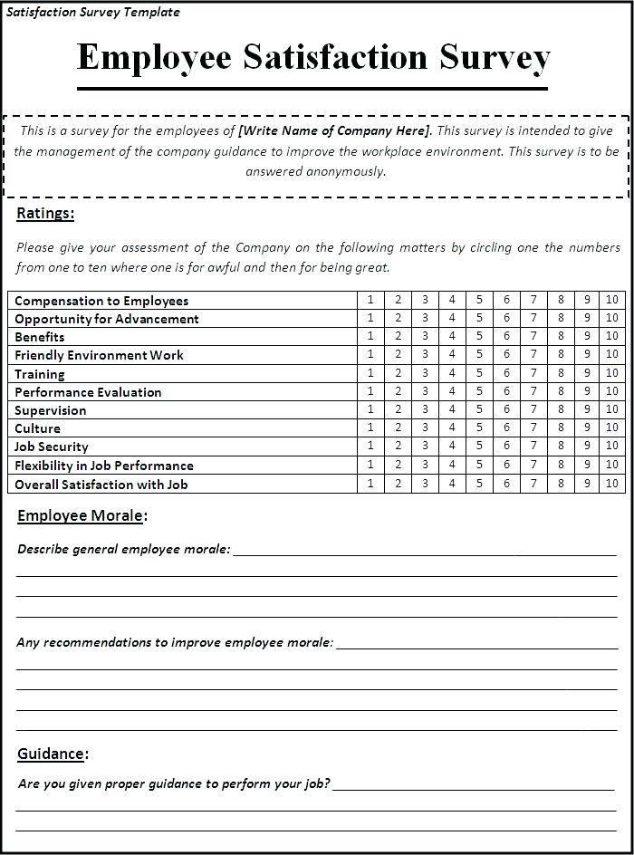 Sample Survey Questionnaire For Academic Performance