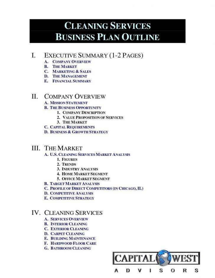 Sba Business Plan Template Excel
