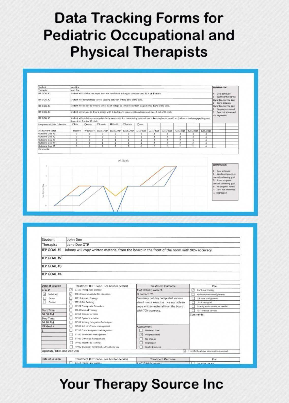 School Based Physical Therapy Evaluation Template