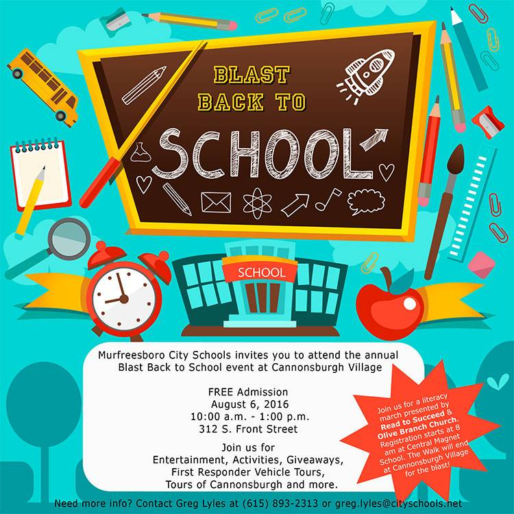 School Event Flyer Templates Free
