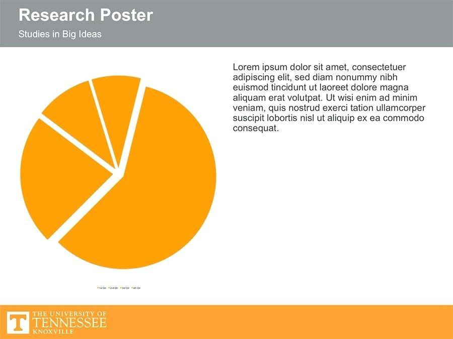 Scientific Poster Designs Templates