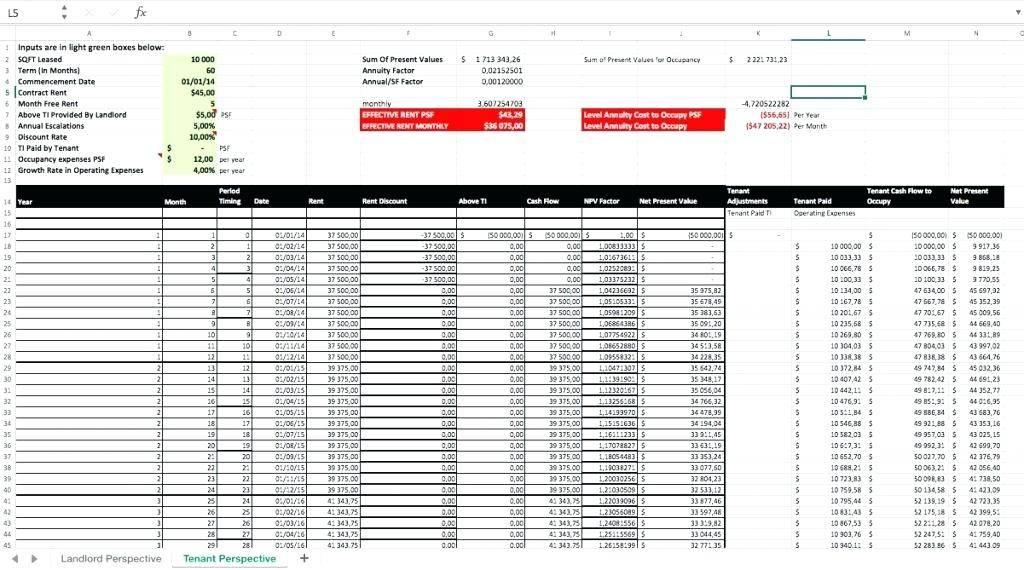 Scrum Backlog Spreadsheet Template